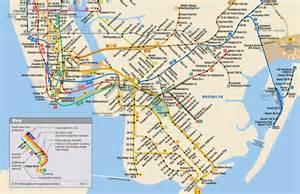 New York Map Subway by Mta Info Subway Map Click On Any Station To Link To