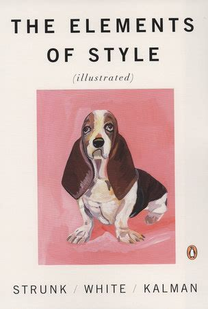 Steunk Style | the elements of style illustrated by william strunk jr