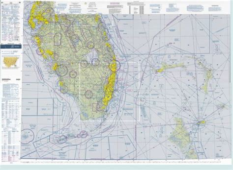 miami sectional chart маршрутные карты files usa vfr terminal area chart