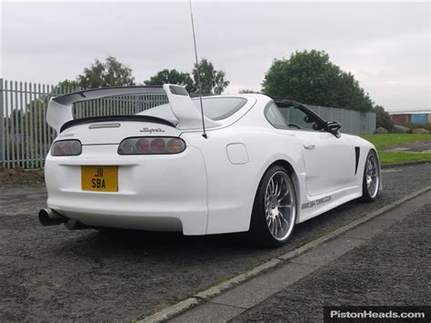 Toyota Supra 93 Object Moved