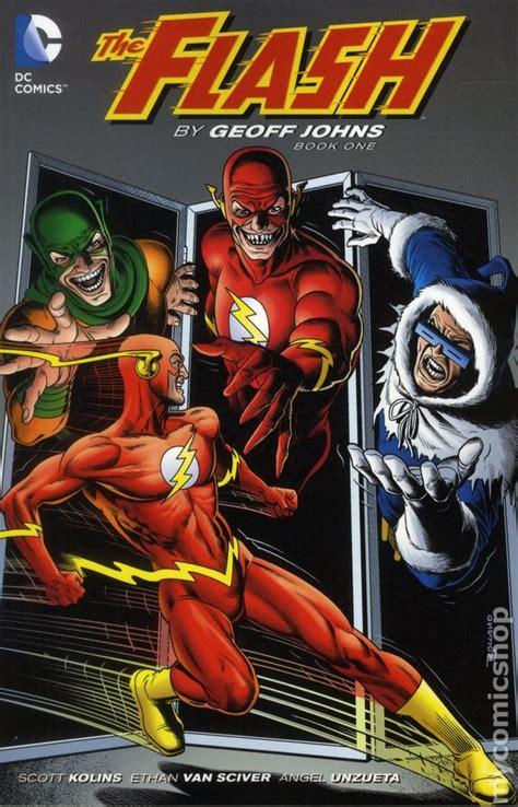 The Flash By Geoff Johns Book 1 Tp Komik Comic Dc Book Us flash tpb 2015 dc by geoff johns comic books