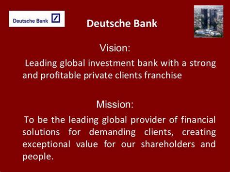 deutsche bank banking privat deutsche bank vision leading global