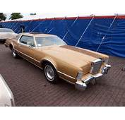 1975 Lincoln Continental Mark IV Dutch Licence Registration 21
