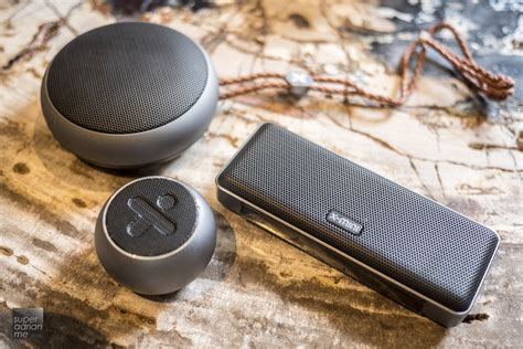 Speaker Bluetooth X Mini 7 new x mini bluetooth speakers to get you grooving anywhere anytime