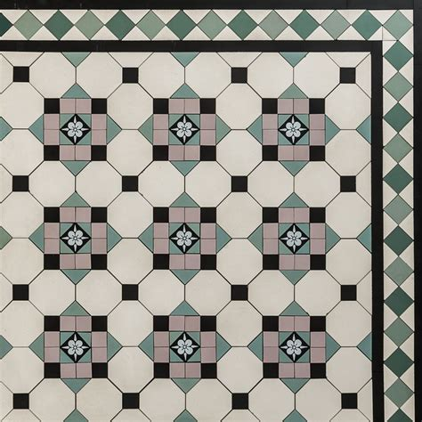 Glasgow Pattern Tiles | pattern glasgow diagonal design norwood border eco