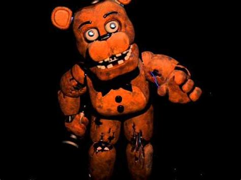 withered freddy sing fnaf song youtube