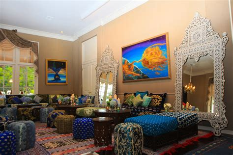 Moroccan Style Living Room Moroccan Living Room Furniture Modern House