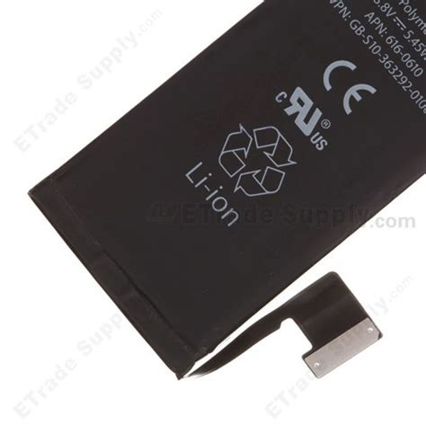 Apple Battery Iphone 5 by Oem Iphone 5 Battery Replacement Original Iphone 5