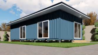 superior 4 Bedroom Tiny House #1: 2-x-40ft-Single-Bedroom-Container-House-render-1-sml.jpg