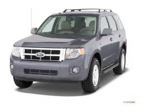 2008 Ford Escape Reviews 2008 Ford Escape Hybrid Pictures Angular Front U S