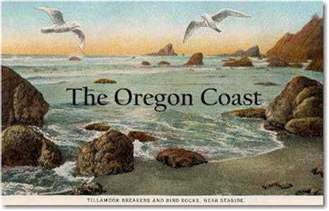 oregon coast cities and towns