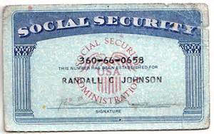 make a social security card template image gallery ssn card