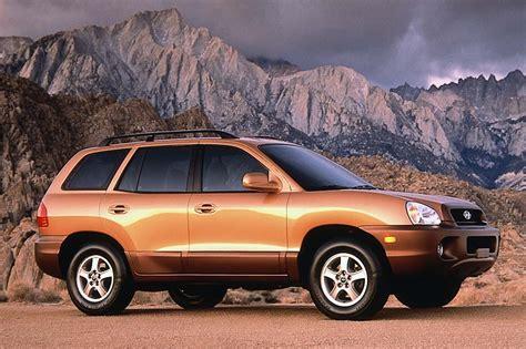 how to work on cars 2001 hyundai santa fe seat position control 2001 06 hyundai santa fe consumer guide auto