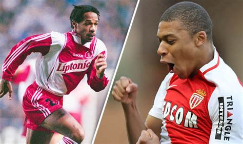 kylian mbappe thierry henry kylian mbappe to chelsea uncle makes arsenal revelation