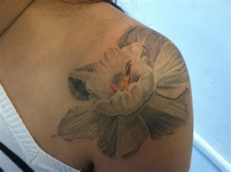 december birth flower tattoo best 25 narcissus ideas only on