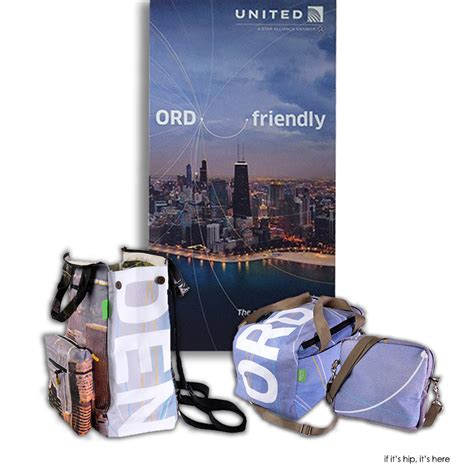 united airlines bags united airlines banners get upcycled into eco skies travel