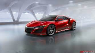 When Is The Acura Nsx Coming Out Official 2016 Honda Nsx Gtspirit