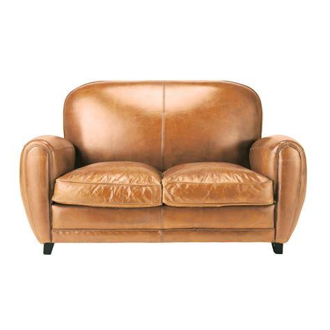 Exceptionnel Petit Canape Pour Chambre Ado #4: canape-vintage-2-places-en-cuir-cognac-oxford-1000-3-24-133028_4.jpg
