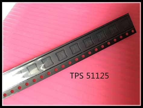 Ic Power Macbook Pro tps51125 power ic chip for macbook pro tps 51125 ti qfn24