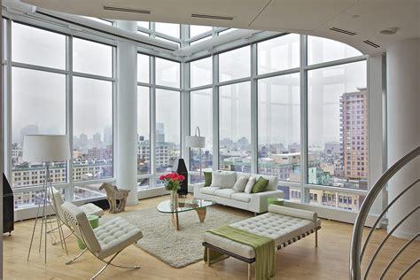 appartamento new york manhattan attico di lusso con vista mozzafiato su new york ideare casa