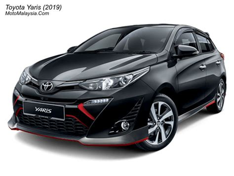 Toyota 2019 Malaysia by Toyota Yaris 2019 Price In Malaysia From Rm70 888