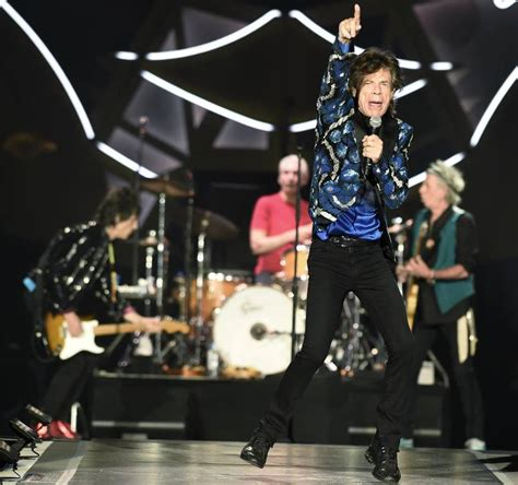 rolling 20 lôks kansas city mo usa 27 june 2015 rolling stones live show