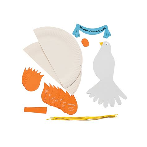 holy spirit crafts for seven gifts of the holy spirit craft kit