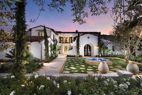 mansions in orange county