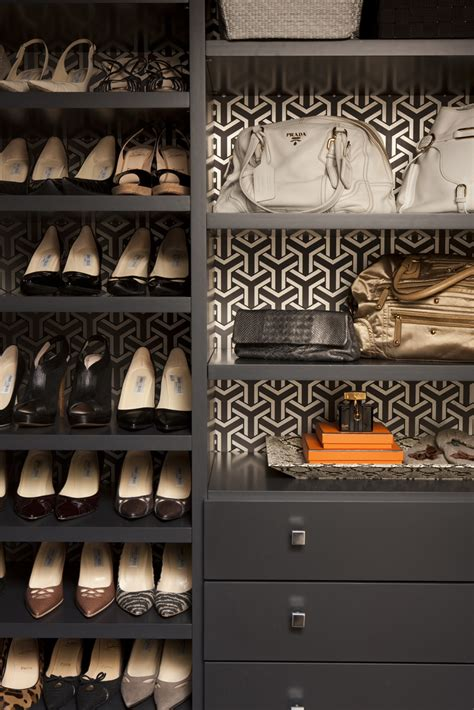 wallpaper closet 30 creative wallpaper uses and project ideas