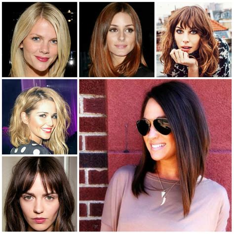 haircuts and hairstyles 2016 trendy long bob haircuts for 2016 2017 haircuts