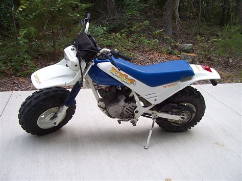 Honda Cat by 1987 Honda Tr200 Cat Bike Urious