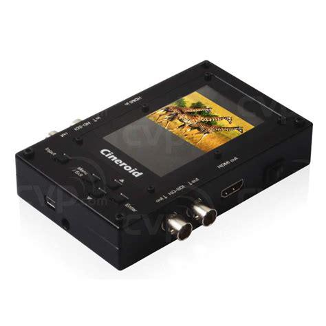 hdmi pattern generator pg h1 buy cineroid pg32 pg 32 handheld 3g pattern generator