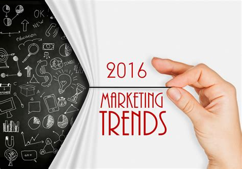 new year 2016 promotion ideas the 5 most undercovered marketing trends for 2016