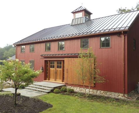 barn like homes barn look home ideas pinterest