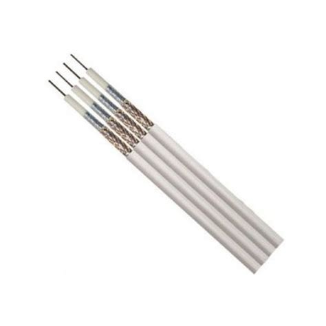 cable coax 4in1 flat 4mm 1 60 chf