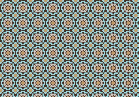 mosaic pattern background moroccan mosaic pattern bacground download free vector