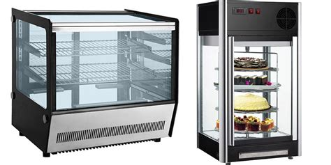 commercial benchtop fridges refrigerated countertop displays