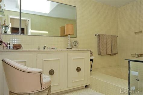 1960s Bathroom by Midcentury Modern Meets Provincial In This 1960 Time Capsule House 16 Photos