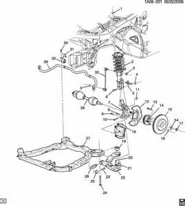 Pontiac G5 Parts Pontiac G5 Suspension Front