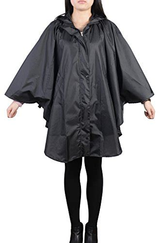 Jo In Waterproof Raincoat Xl qzunique s waterproof packable jacket batwing