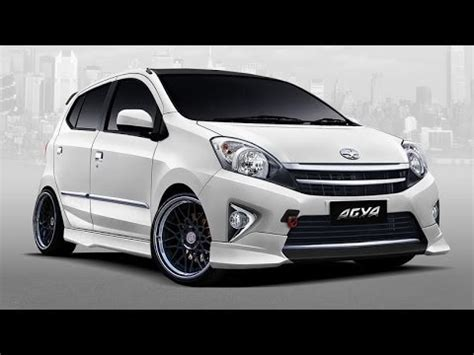 Daihatsu Setu new toyota agya 2013 review