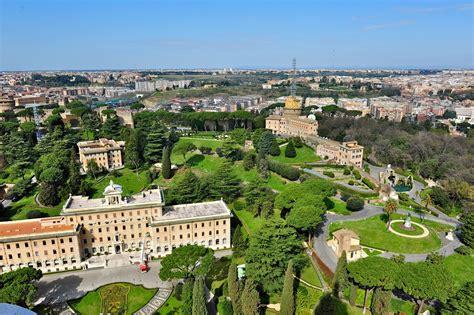 Vatican Gardens by Merlin And Vatican Gardens