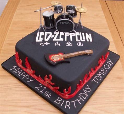 imagenes de tartas rockeras ranking de tartas de cumplea 241 os de bandas de rock