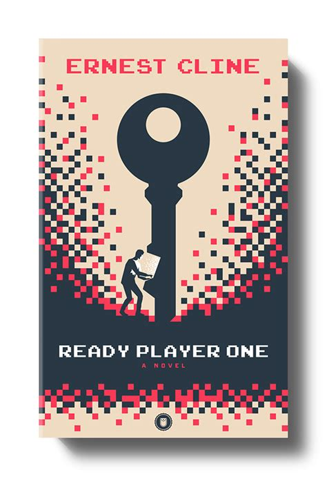 one books ready player one book cover on behance