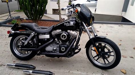 Harley Of Anarchy harley davidson dyna glide 2009 no estilo of