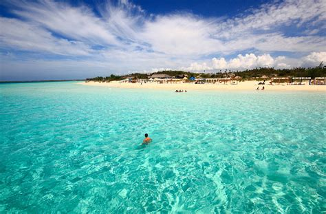 the clearest water in the world clearest water in the world cayo coco photo apicfor me