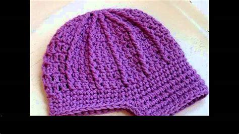 crochet hat pattern youtube crochet baby hats for boys youtube