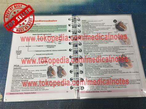 film kedokteran recommended jual buku saku kedokteran medical mini notes pediatric