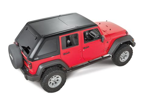 Jeep Jk Hardtop Dv8 Offroad Ranger Fast Back Hardtop For 07 17 Jeep