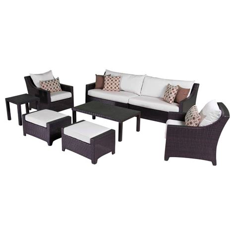 Rst Brands Deco 8 Patio Rst Brands Deco 8 Patio Sofa And Club Chair